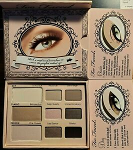 Too Faced NAKED EYE Eyeshadow Palette *PLEASE READ DETAILS*