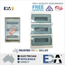 Switchboard 42 Way Pole Surface Mount Distribution Board Fuse Box Circuit