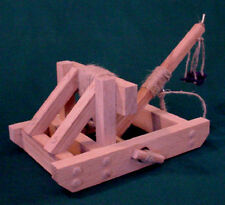 How to Build a Roman Catapult - Step by Step Working Model Onager Plans