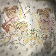 Vintage Cabbage Patch Standard Single Pillowcase Dolls Bedding Pillow Case
