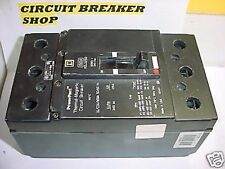 SQ-D 150 AMP THREE POLE CIRCUIT BREAKER KDL32150  NEW