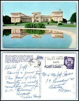 CALIFORNIA Postcard - San Francisco, Palace Of The Legion Of Honor O28
