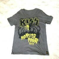 Kiss Monster Tour 2013 Men's Size XL T-Shirt Metal Band