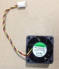 Sunon PMD1204PQB1-A  DC12V 4W 40x40x28mm 3 Pin  Case/CPU Cooling Fan