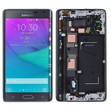 Samsung Galaxy Note Edge N915F N915G LCD Display Touch Screen Digitizer + Frame