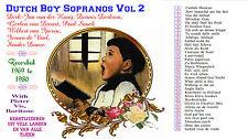 Dutch Boy Sopranos Volume 2  - KERSTLIEDEREN UIT VELE LANDEN - 1969 -1980