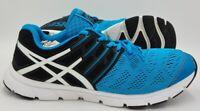 Asics Gel-Evation Running Trainers Light Blue/Black/White UK9/US10/EU44