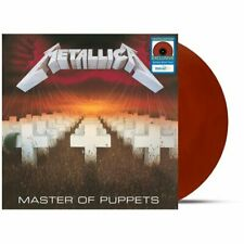 Metallica Master of Puppets Battery Brick Colored Vinyl Limited