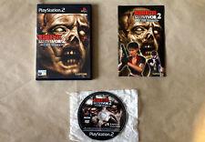 Resident Evil Survivor 2 Code: Veronica Sony PlayStation 2 PS2 Pal