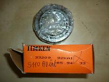 roulement conique TIMKEN 33209 92KA1 45X85X32 mm RENAULT BERLIET RVI S110