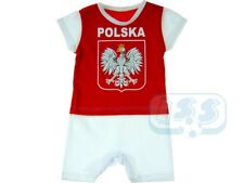 JPOL30: Polen - Baby-Body! Kinder Trikot Polska!