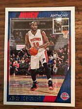 2016 - 17 Panini Joel Anthony Detroit Pistons 226