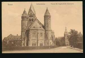 AK Essen, Erlöserkirche, Verein f. bergbauliche Interessen, 1928 (55465)
