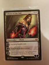 Liliana of the Veil - Ultimate Masters - pack fresh Modern Magic