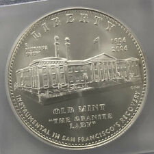 2006-S San Francisco Old Mint $1 ICG Certified MS69 Coin 1oz