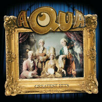 Aqua ‎- Greatest Hits (2009)  CD  NEW/SEALED  SPEEDYPOST
