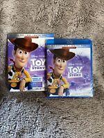 Toy Story Blu-ray+DVD+Digital Code Multi-Screen Edition Brand New W/Slipcover