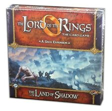 Lord of the Rings, the Living Card Game, The Land of Shadow Saga Expansion, New