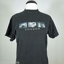 LONDON Capital T-Shirt Graphic Print size S