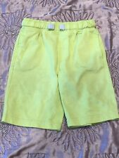 BOYS Yellow SHORTS AGE 3 Years By Mothercare