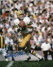BART STARR SIGNED AUTOGRAPH 8X10 PHOTO GREEN BAY PACKERS