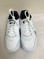 Reebok Men's Walk Ultra 7 DMX Max Shoe Size 9M White/Collegiate Navy FU7144