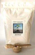 Raw Warrior Brown Rice Protein Powder (ONE KILO, 35.2 oz) premium, raw, organic