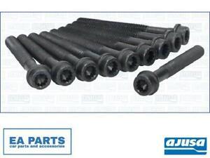 Bolt Kit, cylinder head for DAEWOO MERCEDES-BENZ SSANGYONG AJUSA 81010500