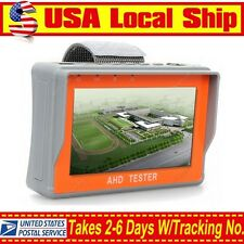 "4.3"" LCD 1080P Tester AHD CCTV Camera Test Monitor Cam Tester Security Monitor"