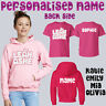 Leah Ashe Gamer Kids T-Shirt Hoodie Set Boy Girl Youtuber Fans Gaming Tee Top