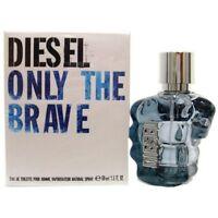 DIESEL ONLY THE BRAVE by Diesel 1.7 oz Eau de Toilette Spray NEW in Box for Men