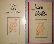 IL FIORE DELLA POESIA EROTICA SUNDAY PRESS ITALIANA