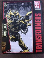 Bumblebee Transformer Metal Figurine