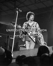 "Jimi Hendrix 10"" x 8"" Photograph no 7"