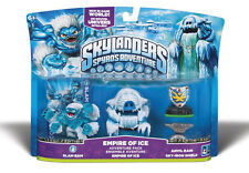 Skylanders Spyros Adventure Empire Of Ice Adventure Pack | Wii ps3 XBOX 360 3ds