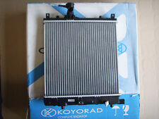 Radiator Suzuki Wagon R R+ 1LTR Manual koyo Unit Brand New