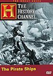 History Channel: The Great Ships: The Pirate Ships (DVD, 2006)