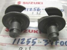 2001 Suzuki RM250 RH & LH exhaust side power valve RM250K1 left right valves
