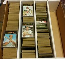 1971 Topps Complete your set lot pick 60 loaded HIGH NUMBER SPS rose jackson vg