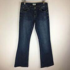 Aeropostale Jeans - Hailey Flare Dark Wash - Tag Size: 5/6 Reg (30x32.5) - #2164