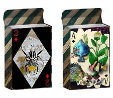 CHRISTIAN LACROIX Maison de Jeu Playing Cards 2 decks of 54 cards each