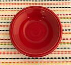 Fiestaware Scarlet Stacking Cereal Bowl Fiesta Red Small 11 oz Bowl