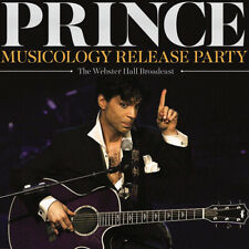 Prince : Musicology Release Party: The Webster Hall Broadcast CD (2019)