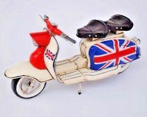 lambretta 1968 series 1 Li150 special tin plate model scooter