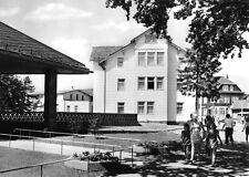 AK, Oberhof Thür. Wald, Erholungsheim Zentrag, Richard-Eiling-Heim, V. 2, 1975