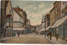 Postcard -  COVENTRY, THE BURGES