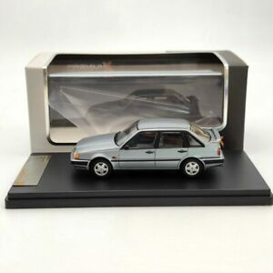 Premium X 1:43 Volvo 440 1988 Grey PRD440 Diecast Models Car Limited Collection