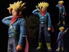 Anime Dragon Ball Z/Super Saiyan Figure Jouets Trunks Figurine Statues 18cm