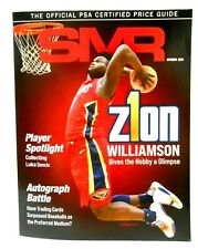 SMR PSA Certified Price Guide October 2020 Zion Williamson New Orleans Pelicans