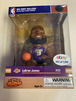 LEBRON JAMES BIG SHOT BALLERS ACTION FIGURE EBAY EXCLUSIVE LIMITED TO 1,008
